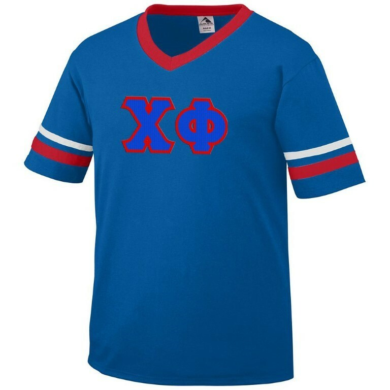 Chi Phi Jersey With Custom Sleeves