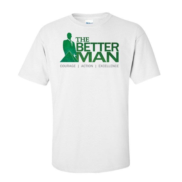 Delta Sigma Phi The Better Man Short Sleeve Tee