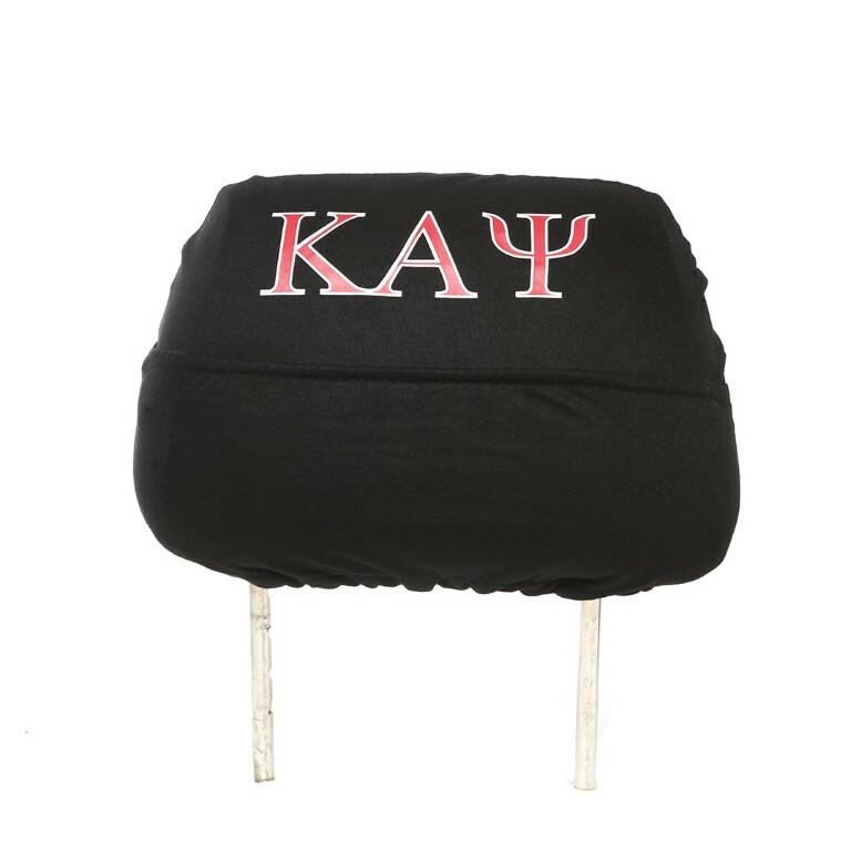 Kappa Alpha Psi Car Seat Headrest Cover