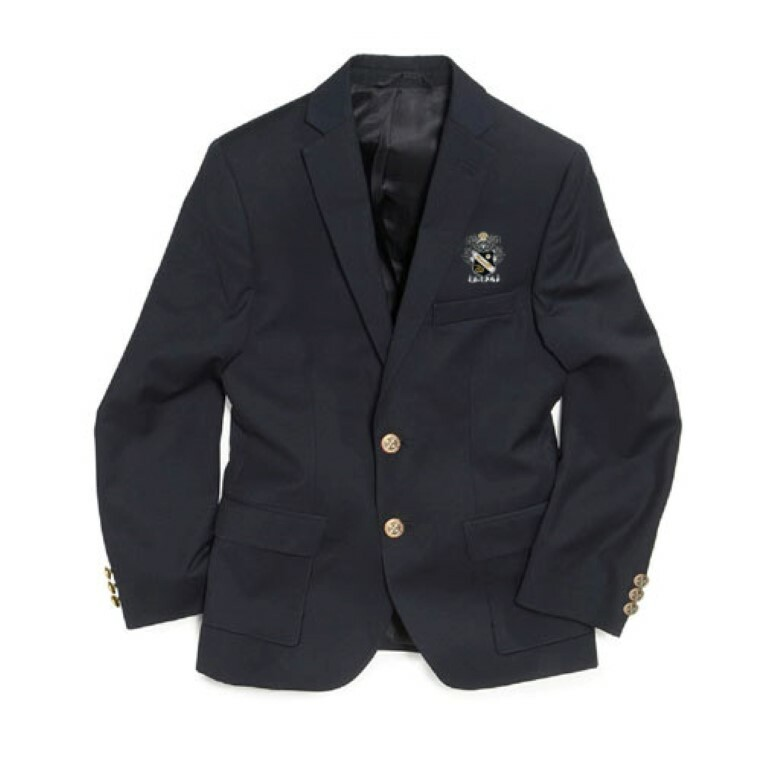 Sigma Nu Crest - Shield Classic Blazer