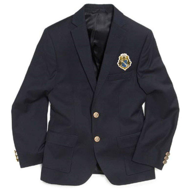 Alpha Phi Omega Crest - Shield Classic Blazer