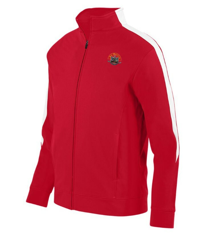 DISCOUNT-Psi Upsilon Track Jacket