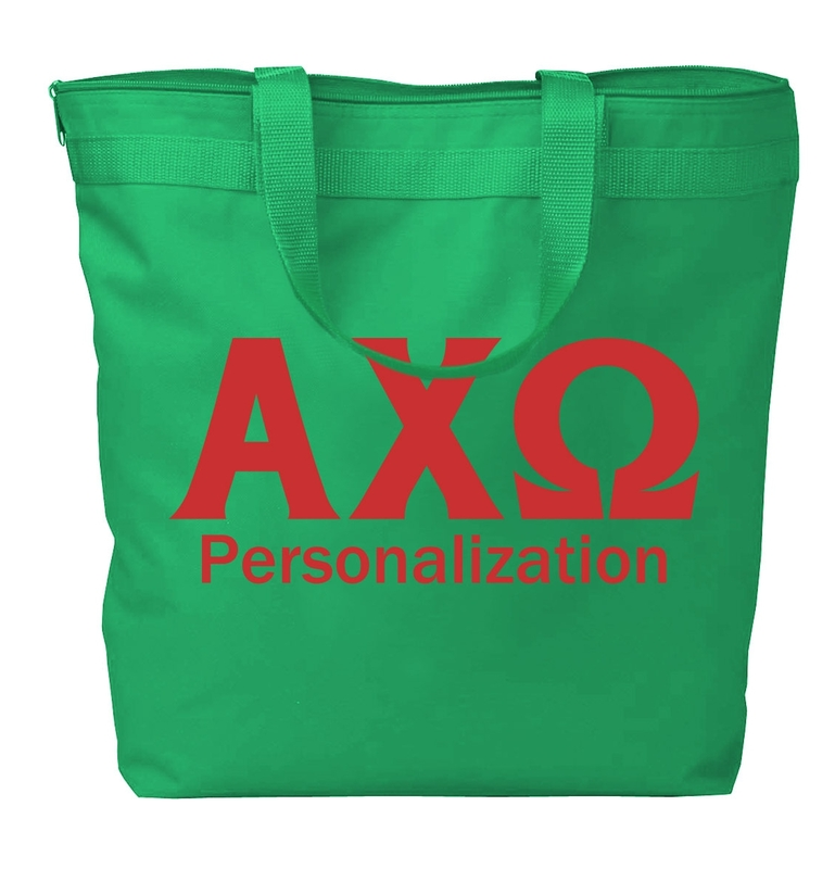 Alpha Chi Omega Design Your Own Tote Bag