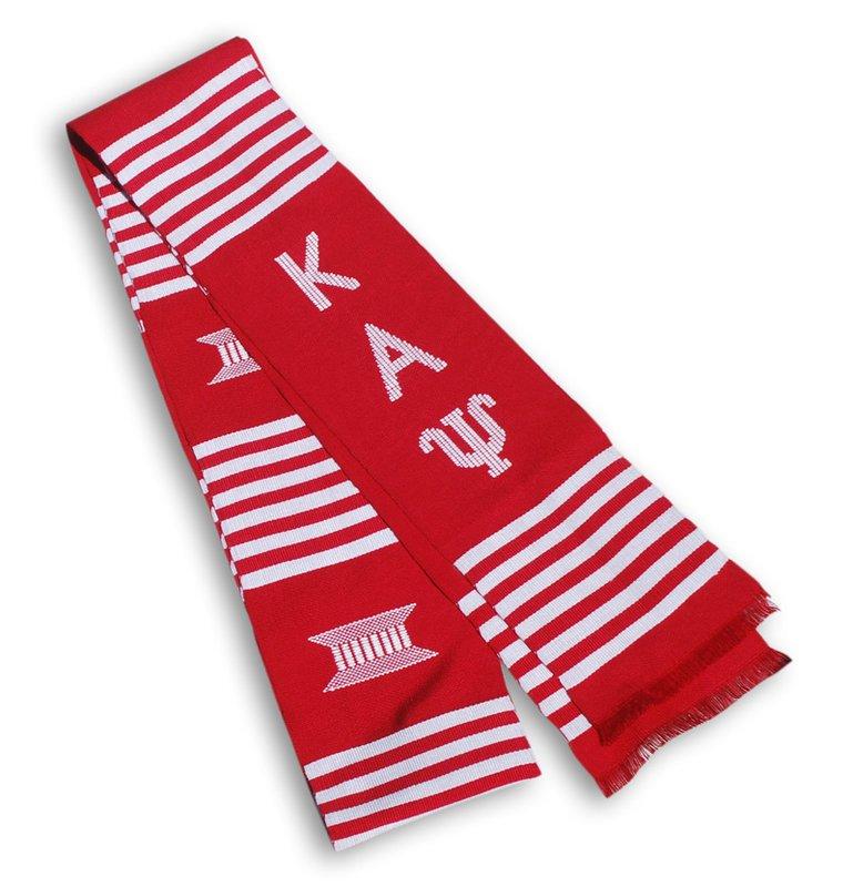 Kappa Alpha Psi Kente Stole - Graduation Stole