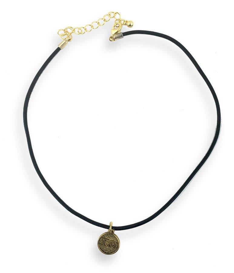 Sorority Choker Necklace
