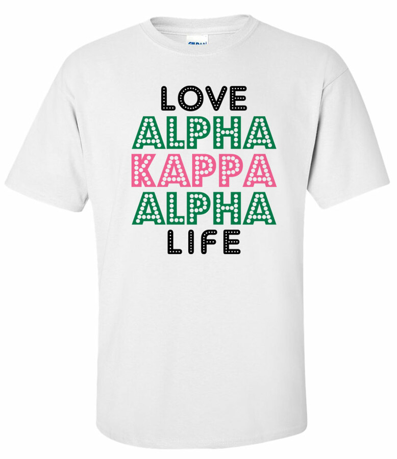 Sorority Love Life T-Shirts