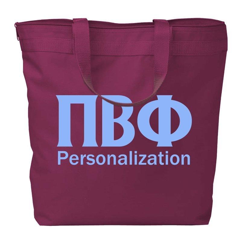 CYO Sorority Tote Bags