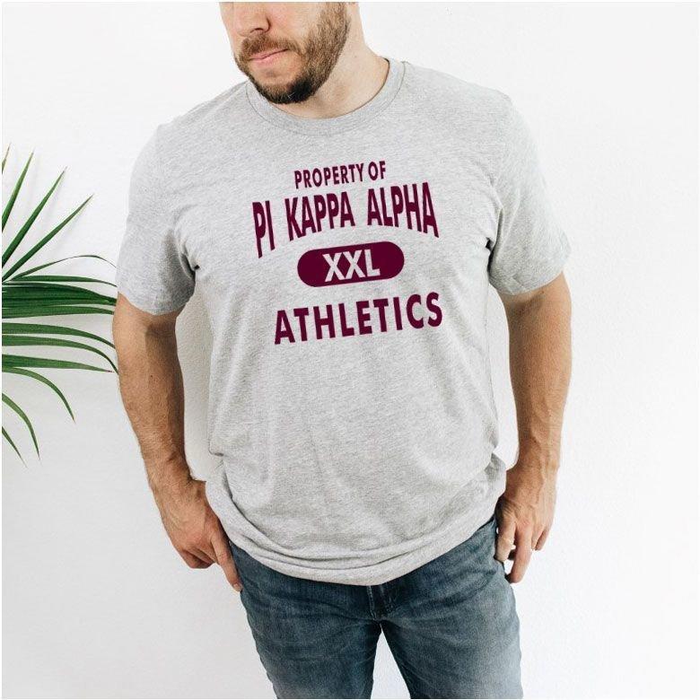 Pi Kappa Alpha Property Of Athletics