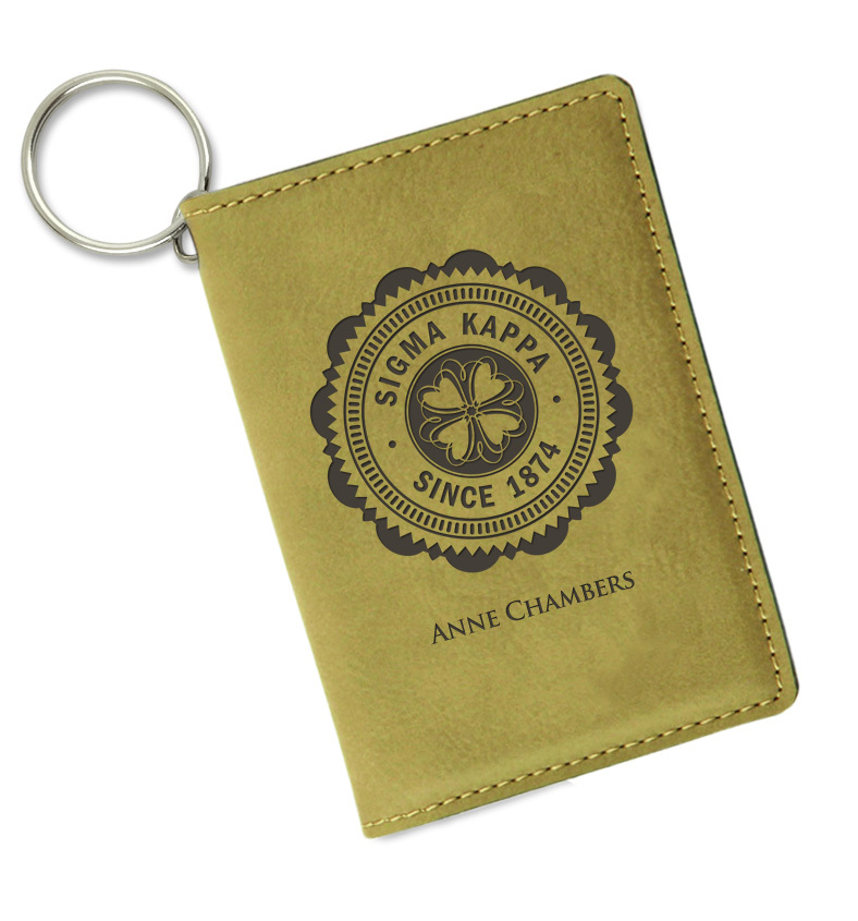 Sorority ID Key Holders
