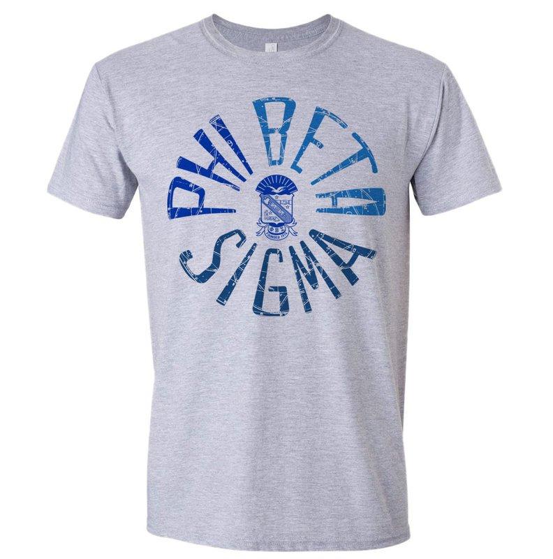 Phi Beta Sigma Tube T-Shirt