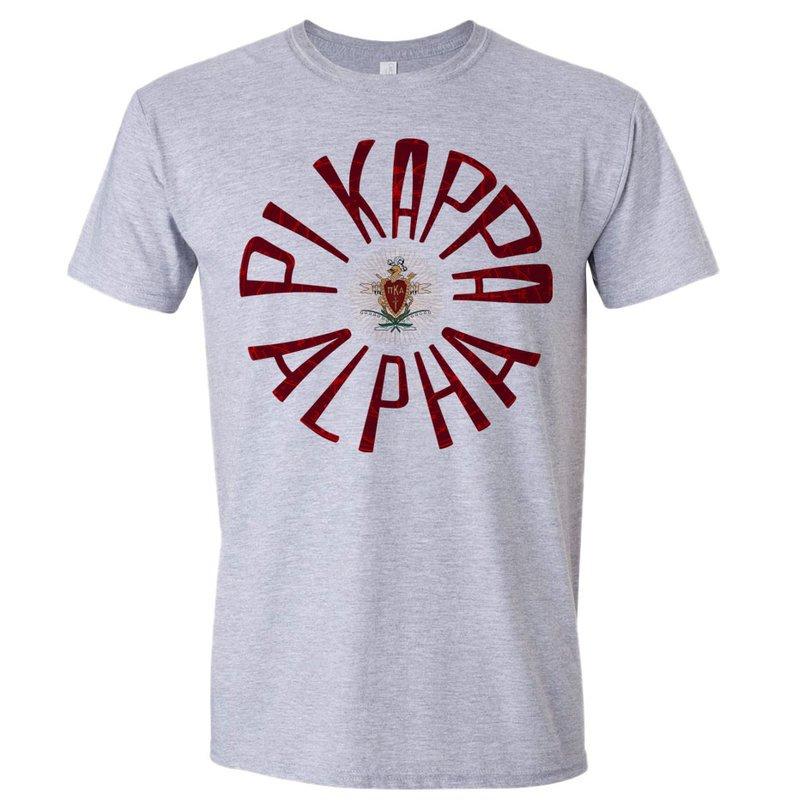 Pi Kappa Alpha Tube T-Shirt