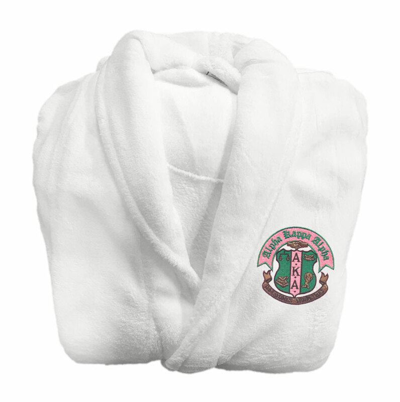 DISCOUNT-Alpha Kappa Alpha Bathrobe