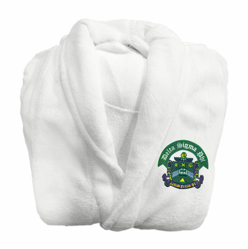 DISCOUNT-Delta Sigma Phi Bathrobe