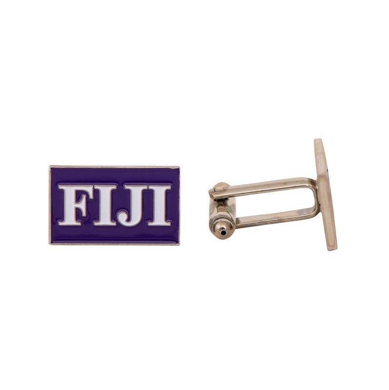 FIJI Rectangle Cuff Links