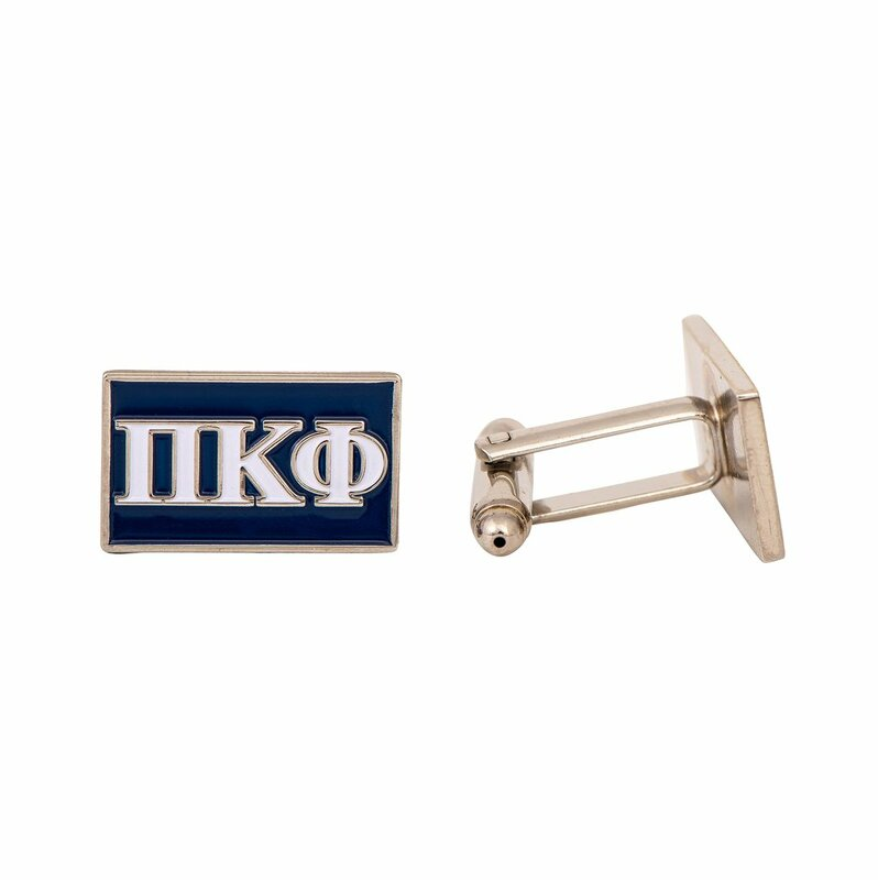 Pi Kappa Phi Rectangle Cuff Links