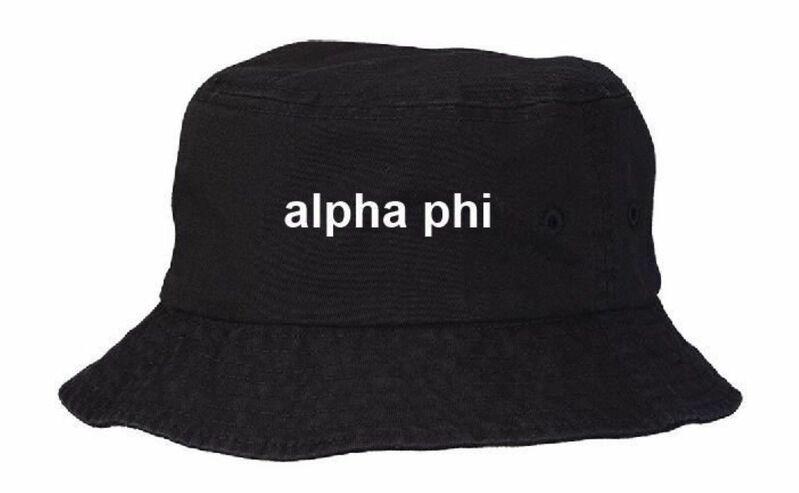 Fraternity or Sorority Bucket Hat