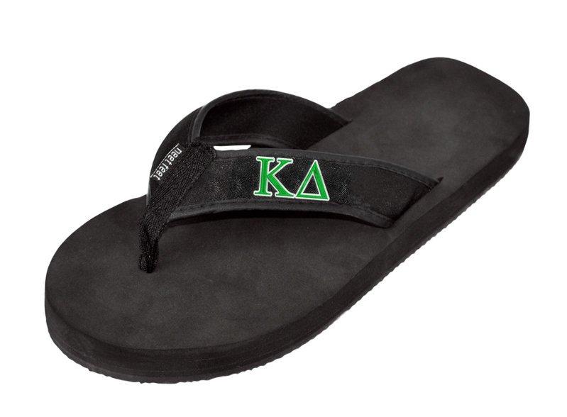 a74df92410b9 DISCOUNT-Kappa Delta Flip Flops SALE  21.95. - Greek Gear®