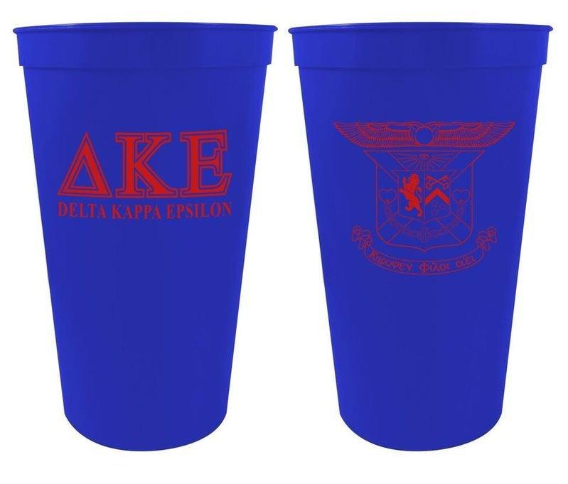 Delta Kappa Epsilon Big Crest Stadium Cup