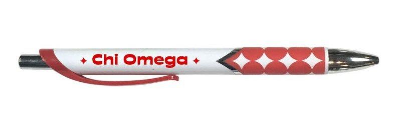 Chi Omega Cirque Pens Set of 5
