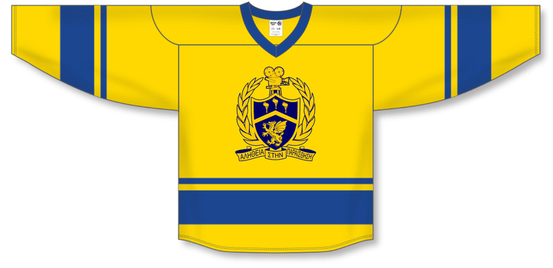 Delta Kappa Alpha League Hockey Jersey