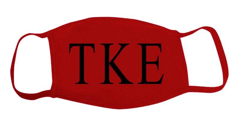 Tau Kappa Epsilon Face Masks