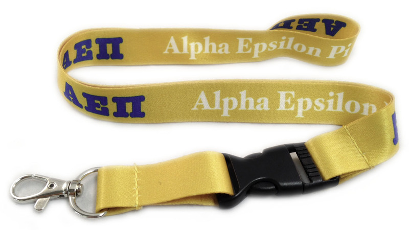 Alpha Epsilon Pi Lanyard