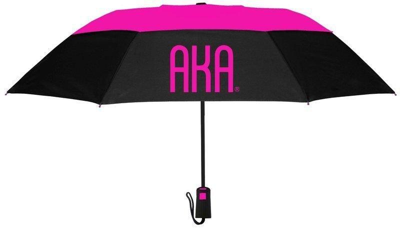 Alpha Kappa Alpha Thunder Umbrella
