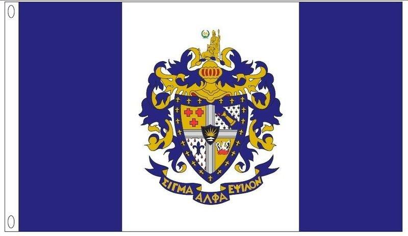 SAE 3' x 5' Flag