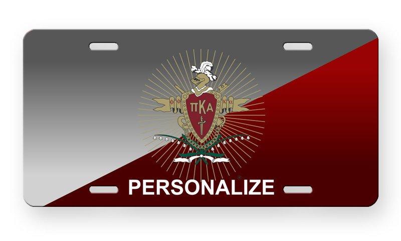Pi Kappa Alpha License Cover