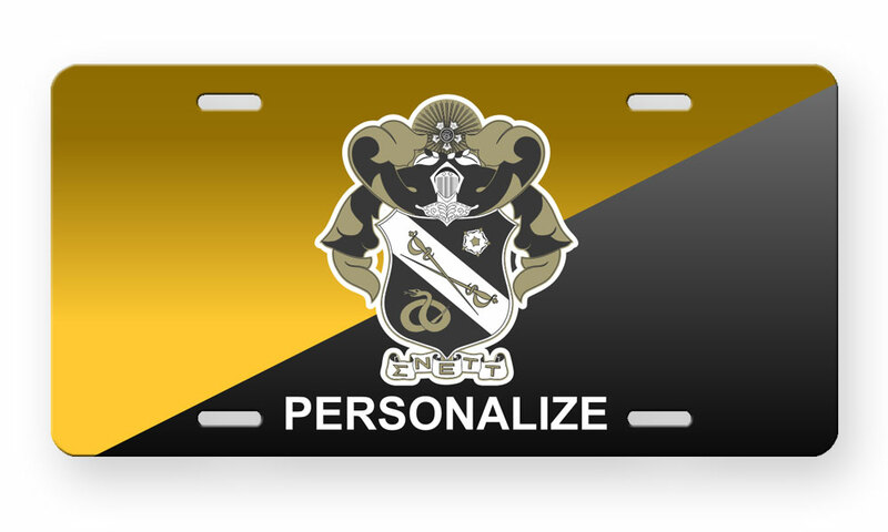 Sigma Nu License Cover