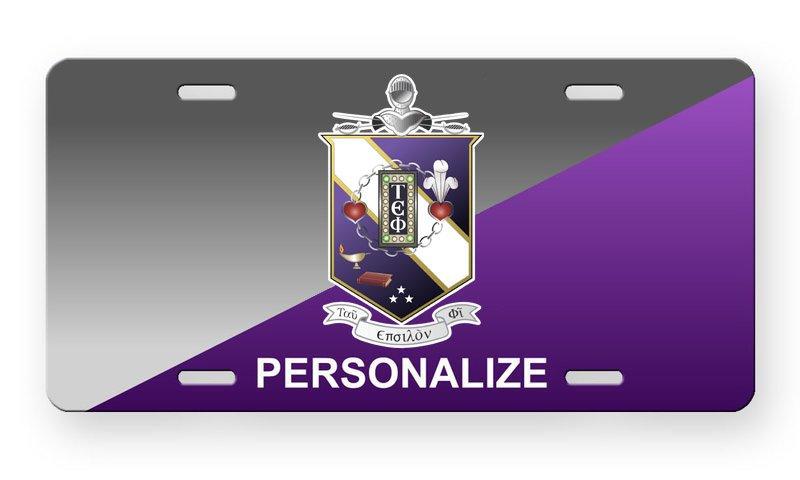Tau Epsilon Phi License Cover