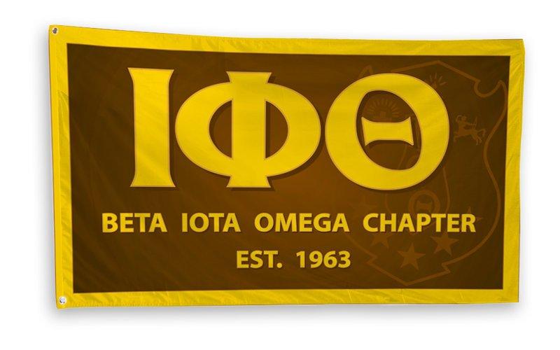 Iota Phi Theta 3 x 5 Flag