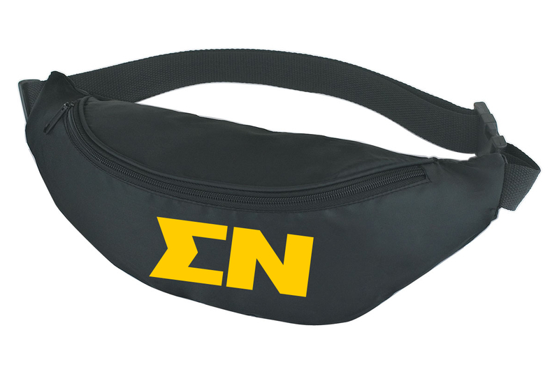Fraternity & Sorority Fanny Pack - CLOSEOUT $6.99 - ORANGE only