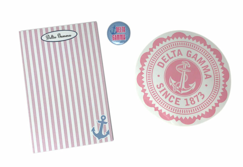 Delta Gamma Sorority Musts Collection $9.95