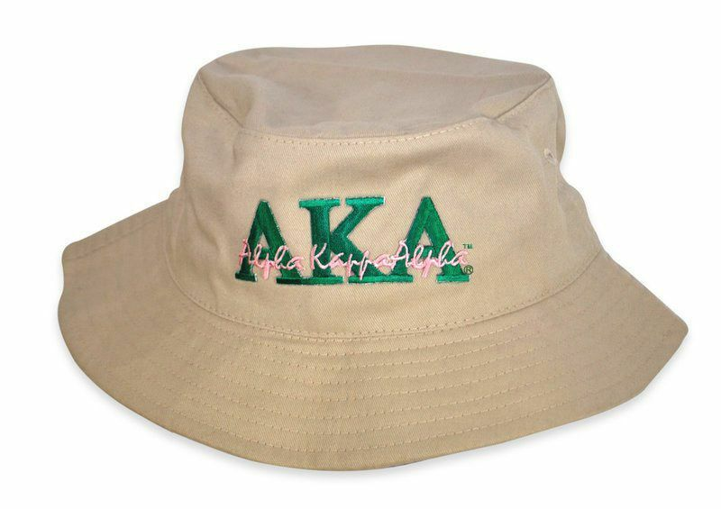 DISCOUNT-Alpha Kappa Alpha Bucket Hat