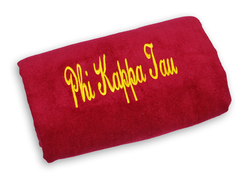 Fraternity & Sorority Super Towel
