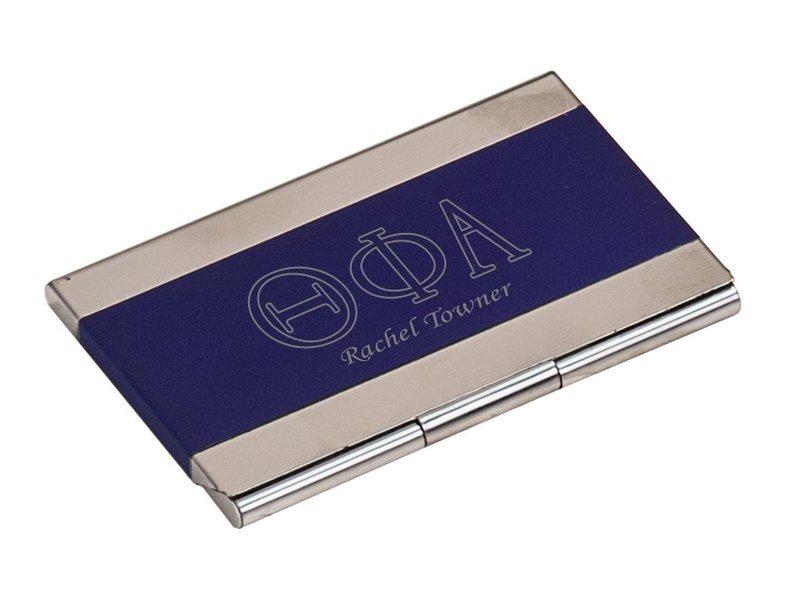 Theta Phi Alpha Business Card Holder
