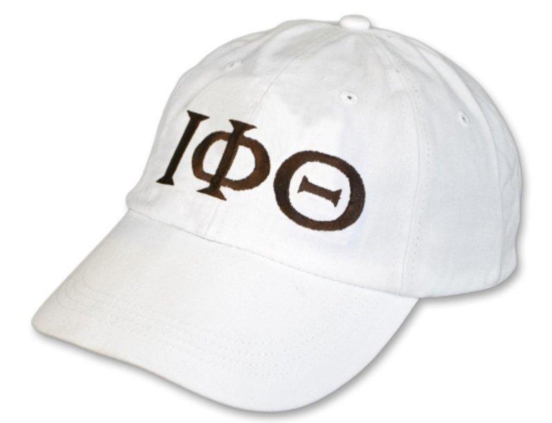 Iota Phi Theta Letter Hat