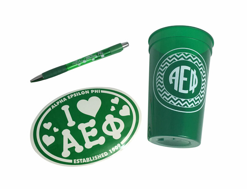 Alpha Epsilon Phi Sorority Medium Pack $7.50