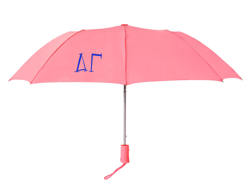 Delta Gamma Lettered Umbrella