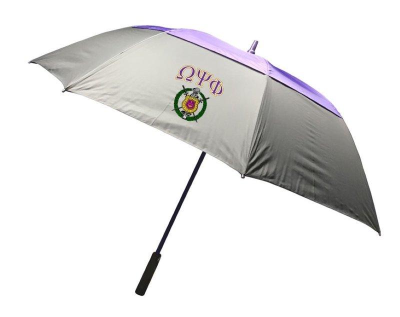Omega Psi Phi Hurricane Giant Umbrella