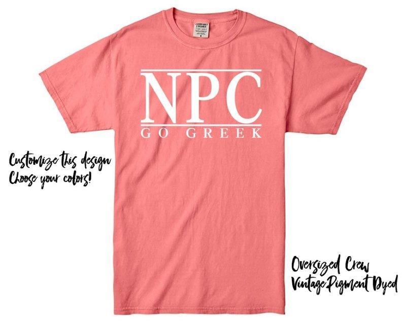 NPC Classic Tee