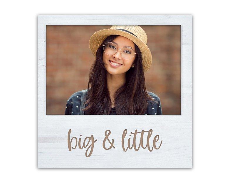 Big / Little Loves Picture Frame
