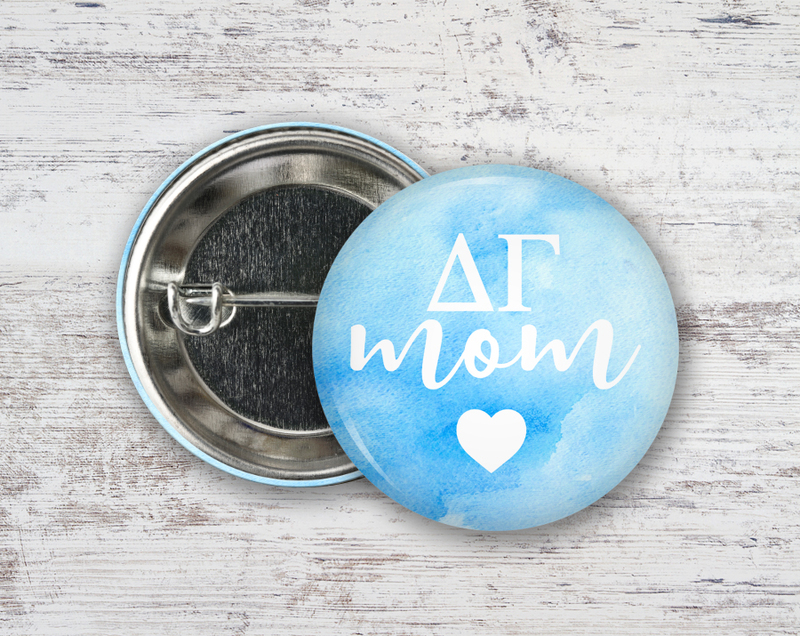 Delta Gamma Mom Button