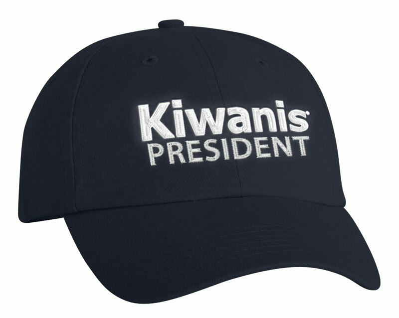 Kiwanis Officers Hat