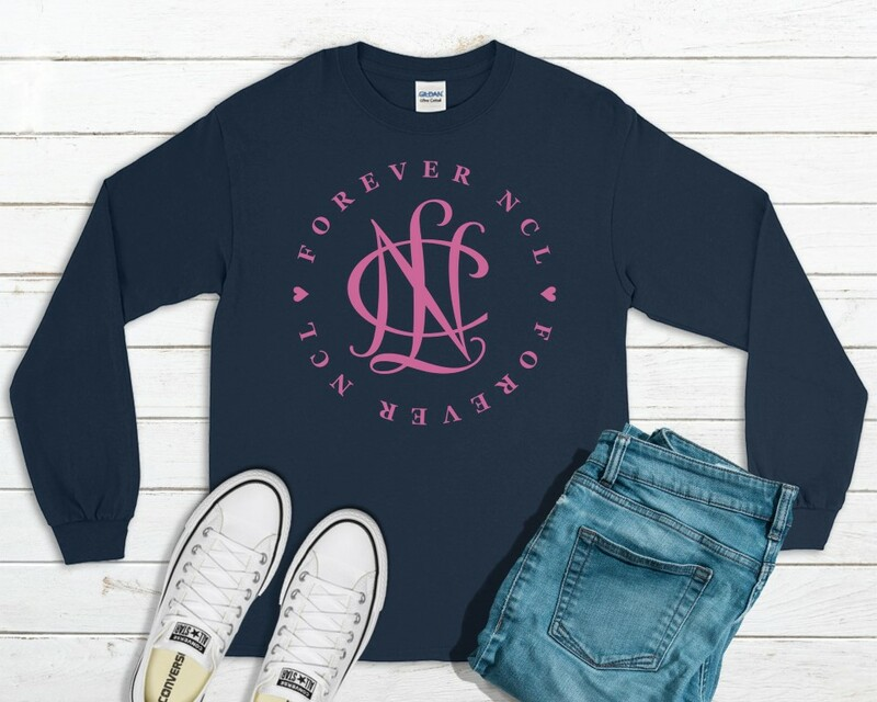 National Charity League World Famous Long Sleeve T-Shirt- $19.95!
