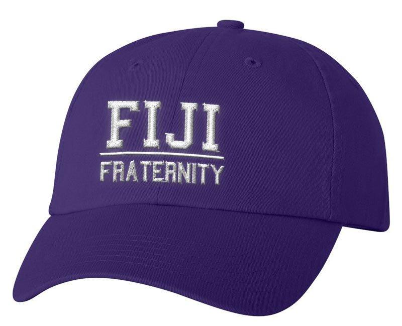FIJI Old School Greek Letter Hat