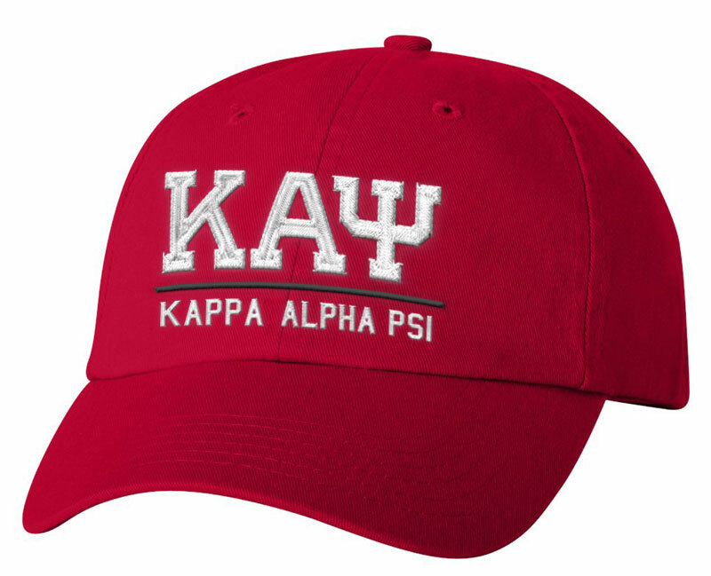 Kappa Alpha Psi Old School Greek Letter Hat