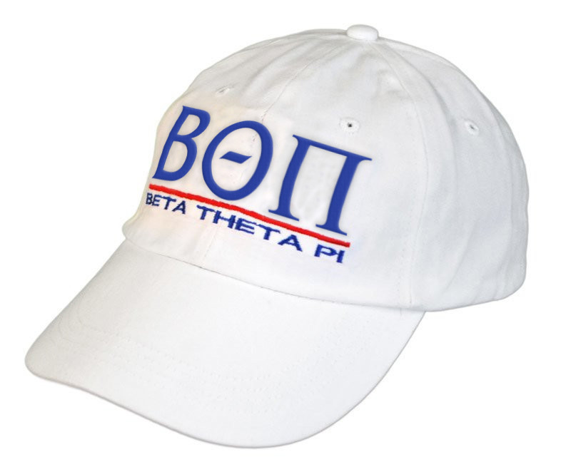 Beta Theta Pi World Famous Line Hat