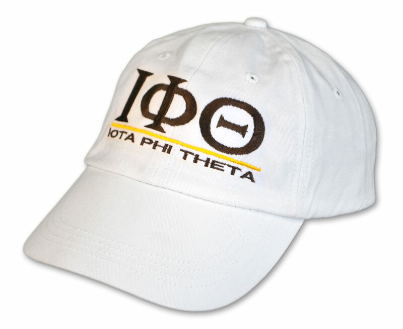 Iota Phi Theta World Famous Line Hat